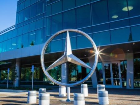 Exporting Mercedes Supercar to China